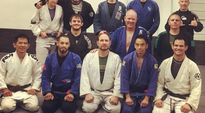Purple Belt Promotion: Kenny